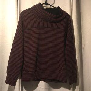 Lucy Cowl Neck Sweatshirt
